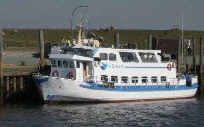 MS Seeadler Hallig Hooge