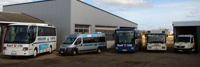 Taxi Korf Bus