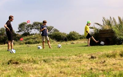 mm-Fussballgolf